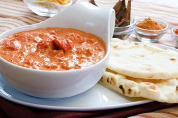 Free 4 free papadom at The Rose Tandoori